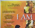 I AM SAM (Top Left) Cinema Quad Movie Poster