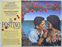 IL POSTINO Cinema Quad Movie Poster