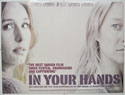 IN YOUR HANDS Cinema Quad Movie Poster
