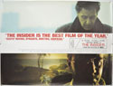 THE INSIDER Cinema Quad Movie Poster