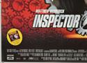 INSPECTOR GADGET (Bottom Left) Cinema Quad Movie Poster