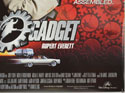 INSPECTOR GADGET (Bottom Right) Cinema Quad Movie Poster