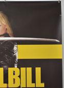 KILL BILL VOL.2 (Top Right) Cinema Double Crown Movie Poster
