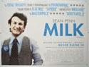 MILK Cinema Quad Movie Poster