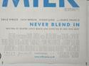 MILK (Bottom Right) Cinema Quad Movie Poster