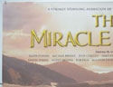 THE MIRACLE MAKER (Top Left) Cinema Quad Movie Poster