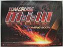 MISSION IMPOSSIBLE III Cinema Quad Movie Poster