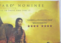 MONGOL : THE RISE TO POWER OF GENGHIS KHAN (Top Right) Cinema Quad Movie Poster