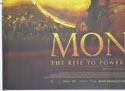 MONGOL : THE RISE TO POWER OF GENGHIS KHAN (Bottom Left) Cinema Quad Movie Poster