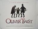 OLIVER TWIST Cinema Quad Movie Poster