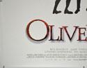 OLIVER TWIST (Bottom Left) Cinema Quad Movie Poster