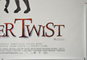 OLIVER TWIST (Bottom Right) Cinema Quad Movie Poster