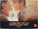 ORANGE WEDNESDAYS Cinema Quad Movie Poster