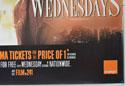ORANGE WEDNESDAYS (Bottom Right) Cinema Quad Movie Poster