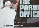 THE PAROLE OFFICER (Bottom Left) Cinema Quad Movie Poster