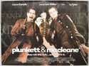 PLUNKETT AND MACLEANE Cinema Quad Movie Poster