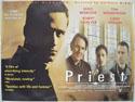 PRIEST Cinema Quad Movie Poster