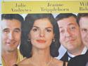 RELATIVE VALUES (Top Left) Cinema Quad Movie Poster