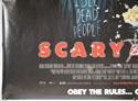 SCARY MOVIE (Bottom Left) Cinema Quad Movie Poster
