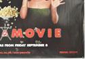 SCARY MOVIE (Bottom Right) Cinema Quad Movie Poster