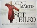 SGT. BILKO Cinema Quad Movie Poster