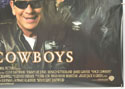 SPACE COWBOYS (Bottom Right) Cinema Quad Movie Poster