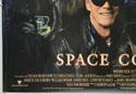 SPACE COWBOYS (Bottom Left) Cinema Quad Movie Poster