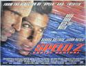 SPEED 2 : CRUISE CONTROL Cinema Quad Movie Poster