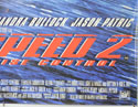 SPEED 2 : CRUISE CONTROL (Bottom Right) Cinema Quad Movie Poster