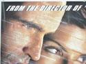 SPEED 2 : CRUISE CONTROL (Top Left) Cinema Quad Movie Poster