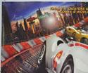 SPEED RACER (Top Left) Cinema Quad Movie Poster