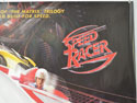 SPEED RACER (Top Right) Cinema Quad Movie Poster