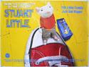 STUART LITTLE Cinema Quad Movie Poster