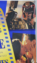 TALKING PAGES 1995 ADVERTISING POSTER (Top Right) Cinema Double Crown Movie Poster