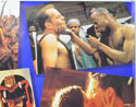 TALKING PAGES 1995 ADVERTISING POSTER (Top Right) Cinema Quad Movie Poster