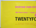 TWENTY FOUR SEVEN (Top Left) Cinema Quad Movie Poster