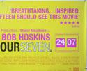 TWENTY FOUR SEVEN (Top Right) Cinema Quad Movie Poster