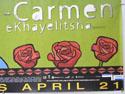 U-CARMEN EKHAYELITSHA (Bottom Right) Cinema Quad Movie Poster