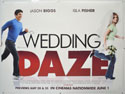 WEDDING DAZE Cinema Quad Movie Poster