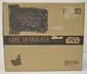 STAR WARS : HOT TOYS - DX07 - WEATHERVANE– Brown Shipper  Back View