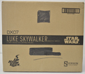 STAR WARS : HOT TOYS - DX07 - WEATHERVANE– Brown Shipper Front View