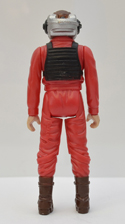STAR WARS FIGURE –   B-WING PILOT (BACK View)