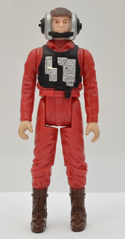 STAR WARS FIGURE –   B-WING PILOT (FRONT View)