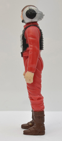 STAR WARS FIGURE –   B-WING PILOT (LEFT SIDE View)