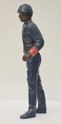 STAR WARS FIGURE – BESPIN SECURITY GUARD (LEFT SIDE View)