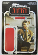 STAR WARS FIGURE – GENERAL MADINE (CARD FRONT View)