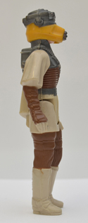 STAR WARS FIGURE – PRINCESS LEIA (BOUSHH DISGUISE) (RIGHT SIDE View)