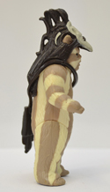 STAR WARS FIGURE –   LOGRAY (RIGHT SIDE View)