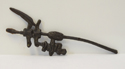 STAR WARS FIGURE –   LOGRAY (WEAPON Back View)