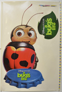 A BUG'S LIFE Cinema Window Cling Poster (B)